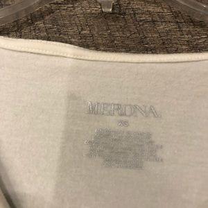 Merona Tops - White blouse